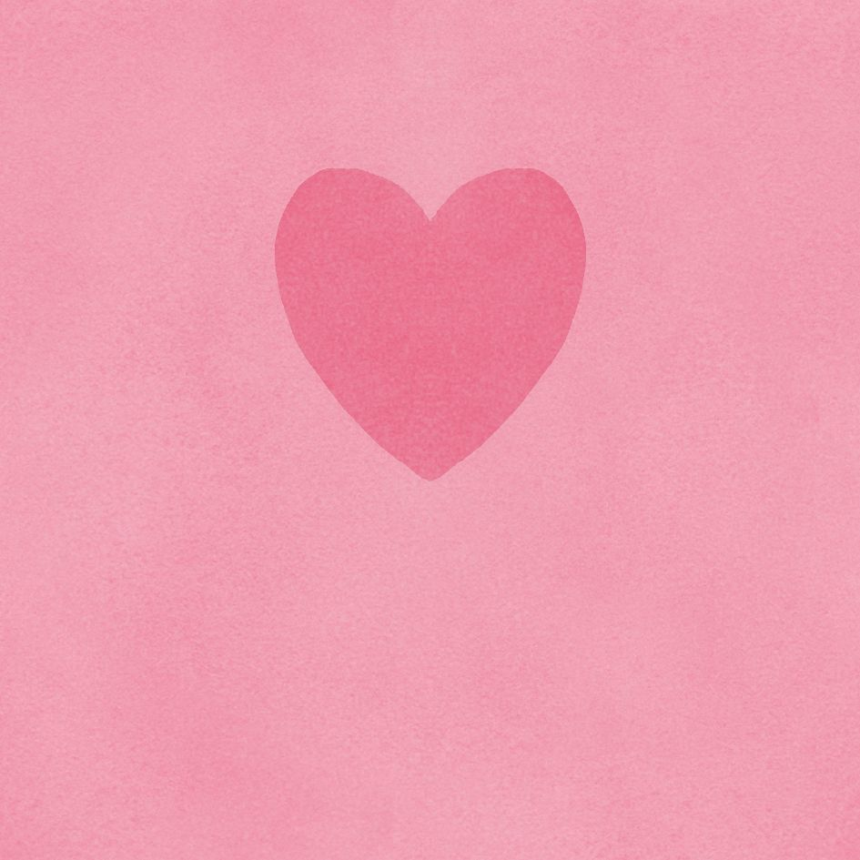 Pink Heart by Tina Oloyede